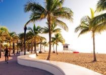 USA: levné letenky -  Fort Lauderdale s odletem ze Stockholmu již od 10 197 Kč
