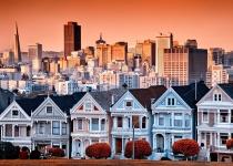USA: levné letenky - Kalifornie - San Francisco s odletem z Berlína od 9 137 Kč vč. Vánoc