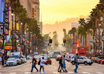 USA: levné letenky - Los Angeles s odletem z Vídně již od 8 490 Kč