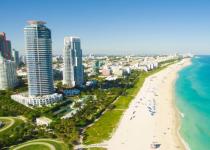 USA: levné letenky - Miami s odletem z Budapešti již od 10 970 Kč