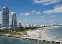 USA: levné letenky - Miami s odletem z Prahy již od 11 210 Kč