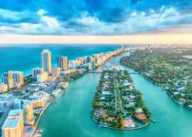 USA: levné letenky - Miami s odletem z Prahy nebo Brna již od 10 490 Kč