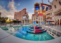 USA: levné letenky - Nevada - Las Vegas s odletem z Vídně již od 9 090 Kč
