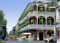 USA: levné letenky - New Orleans s odletem z Prahy od 14 049 Kč