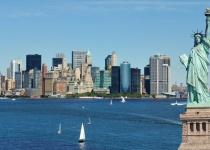 USA: levné letenky  - New York s odletem z Budapešti od 9 990 Kč
