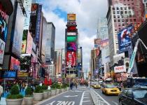 USA: levné letenky  - New York s odletem z Prahy od 9 490 Kč včetně Vánoc
