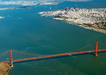 USA: levné letenky - Newark, Los Angeles a San Francisco s odletem z Frankfurtu již od 6 890 Kč