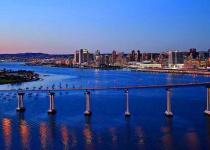 USA: levné letenky - San Diego s odletem z Vídně již od 11 313 Kč