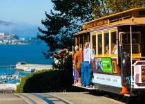 USA: levné letenky - San Francisco s odletem z Berlína již od 10 690 Kč