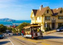 USA: levné letenky - San Francisco s odletem z Berlína již od 10 790 Kč