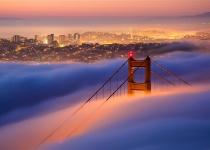 USA: levné letenky - San Francisco s odletem z Düsseldorfu již od 9 452 Kč