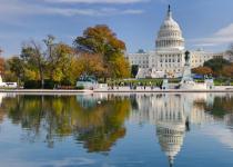 USA: levné letenky - Washington s odletem z Vídně již od 12 990 Kč