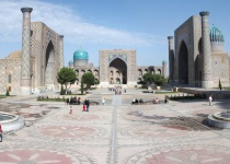 Uzbekistán: levné letenky - Samarkand s odletem z Prahy již od 10 166 Kč