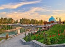 Uzbekistán: levné letenky - Taškent s odletem z Prahy již od 10 190 Kč