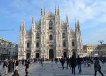 V lednu z Vídně do Milána a  zpět za 414 Kč