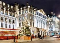Vánoční nákupy ve velkém stylu v Londýně a New Yorku z Prahy za 16999 Kč