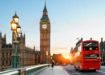 Velká Británie: levné letenky - Londýn nebo Edinburgh s odletem z Brna, Pardubic nebo Prahy již od 660 Kč