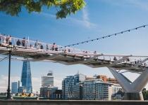 Velká Británie: levné letenky - Londýn s odletem z Pardubic již od 704 Kč