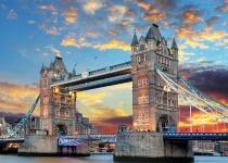 Velká Británie: levné letenky - Londýn s odletem z Prahy již od 1 372 Kč vč. letní prázdniny, Vánoce a Silvestr