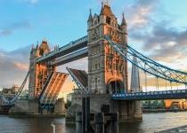 Velká Británie: levné letenky - Londýn s odletem z Prahy, Vídně, Brna již od 718 Kč