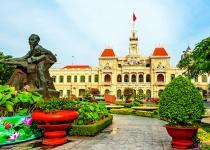 Vietnam: levné letenky - Ho Chi Minh City s odletem z Berlína již od 12 058 Kč