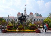 Vietnam: levné letenky - Ho Chi Minh City s odletem z Prahy již od 13 910 Kč