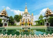 Vietnam: levné letenky  - Ho Chi Minh City s odletem z Prahy již od 14 890 Kč včetně Vánoc a Silvestra