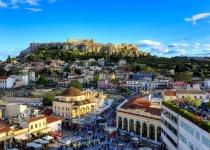 Z Vídně do Athén s ubytováním v hotelu s výhledem na Akropolis od 3790 Kč
