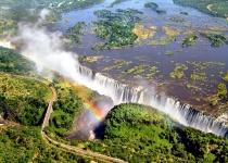 Zimbabwe: levné letenky - Victoria Falls s odletem z Vídně již od 13 990 Kč