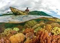 Indonéský ostrov Jáva