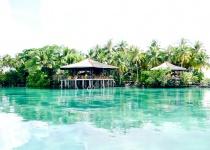 Indonéský ostrov Kalimantan