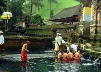 Na návštěvě na ostrově Bali