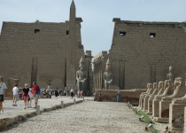Cestování s dětmi do Luxoru