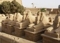 Dovolená v  Luxoru