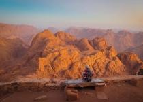Poznejte Sinajský poloostrov