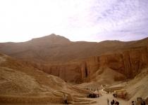 Výlet do Údolí králů v Egyptě