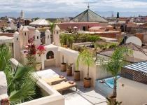 Marrákéš - marocká legenda