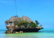 Zanzibar a jeho bílé pláže