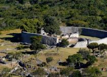 Velké Zimbabwe, nejvýznamnější památka subsaharské Afriky