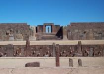 Mystická atmosféra Tiwanaku