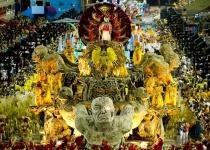 Průvodce karnevalem v Riu