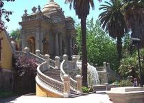 Pohodová dovolená v Santiagu de Chile