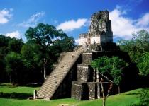 Guatemala a putování po říši Mayů