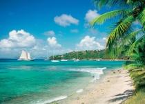 Vyzkoušejte ostrovy Grenadiny v Karibiku