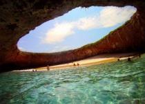 Dovolená na skryté pláži Escondida