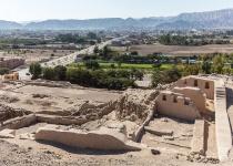 Indiánský hřbitov Chauchilla v Peru