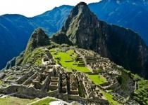 Machu Picchu a drastické obřady