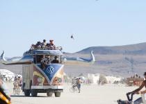 Festival Burning Man v Nevadě