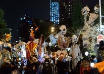 Nejlepší oslavy Halloweenu v USA