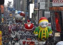New York a jeho tři velké oslavy
